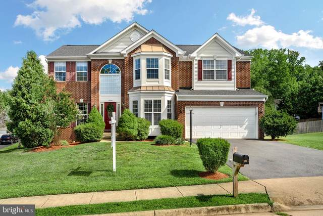 12061 Vantage Point Court, BRISTOW, VA 20136 (#VAPW2006272) :: Debbie Dogrul Associates - Long and Foster Real Estate