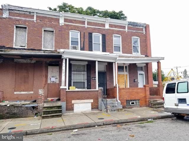 1619 Normal Avenue, BALTIMORE, MD 21213 (#MDBA2008792) :: The MD Home Team