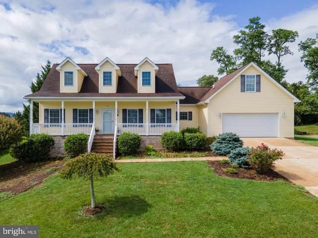 442 Jefferson Street, WOODSTOCK, VA 22664 (#VASH2000730) :: Integrity Home Team