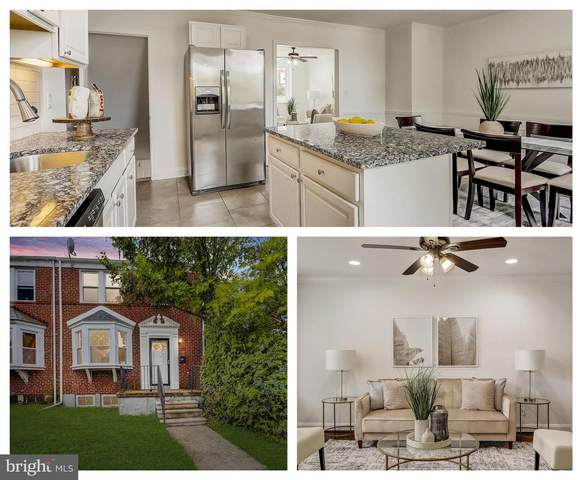 1509 Oakridge Road, BALTIMORE, MD 21218 (#MDBA2008906) :: Colgan Real Estate