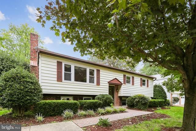 5440 Broadmoor Street, ALEXANDRIA, VA 22315 (#VAFX2015936) :: Debbie Dogrul Associates - Long and Foster Real Estate