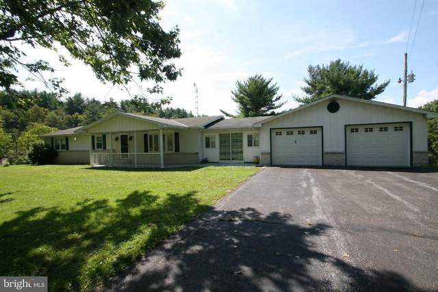 11146 Fannettsburg Pike, SHADE GAP, PA 17255 (#PAHU2000080) :: TeamPete Realty Services, Inc