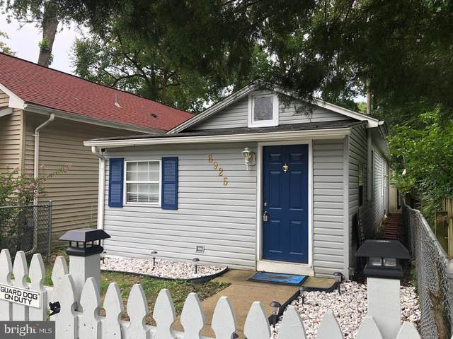 8925 Greenwood Avenue, NORTH BEACH, MD 20714 (#MDCA2001458) :: The Maryland Group of Long & Foster Real Estate