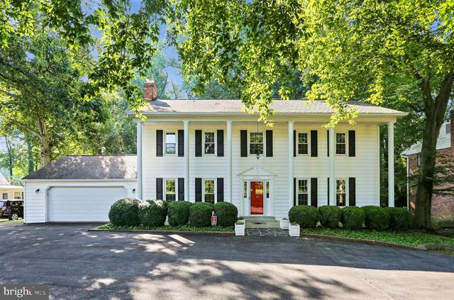 4516 Norbeck Road, ROCKVILLE, MD 20853 (#MDMC2011864) :: Advance Realty Bel Air, Inc
