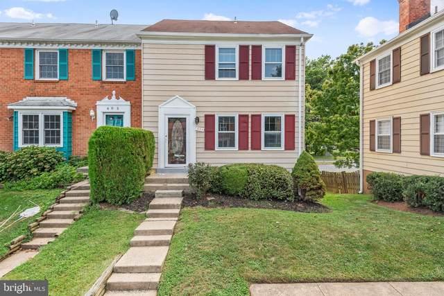 407 Maple Ct, HERNDON, VA 20170 (#VAFX2016500) :: Dart Homes