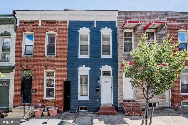 737 N Chester Street, BALTIMORE, MD 21205 (#MDBA2009240) :: Integrity Home Team