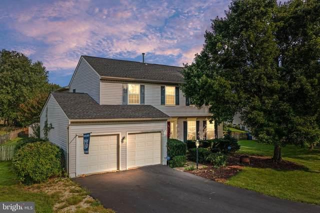 6935 Little John Court, HAYMARKET, VA 20169 (#VAPW2006648) :: Debbie Dogrul Associates - Long and Foster Real Estate