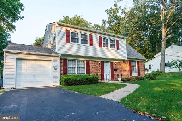 401 Buttonwood Lane, CINNAMINSON, NJ 08077 (#NJBL2005740) :: Shamrock Realty Group, Inc