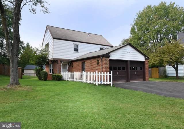 8526 Kirby Street, MANASSAS, VA 20110 (#VAMN2000502) :: Dart Homes