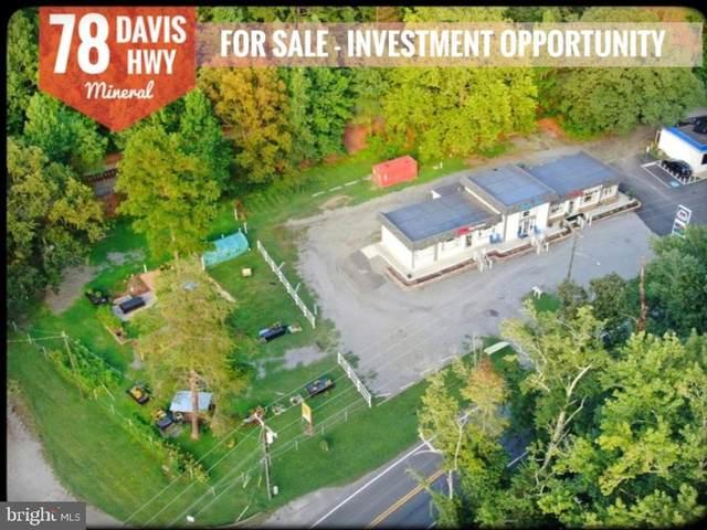 78 Davis Highway, MINERAL, VA 23117 (#VALA2000432) :: RE/MAX Cornerstone Realty