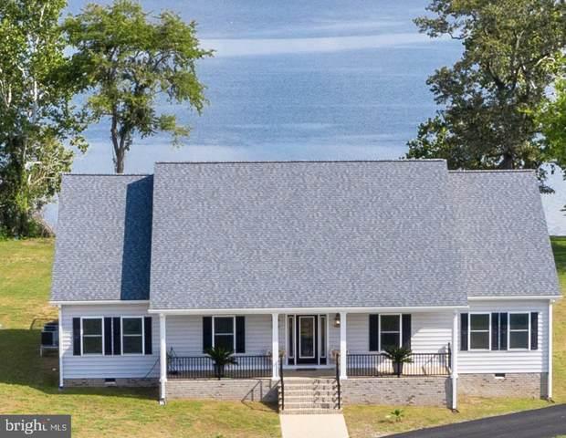 387 Drakes Marsh Drive, COLONIAL BEACH, VA 22443 (#VAWE2000542) :: RE/MAX Cornerstone Realty