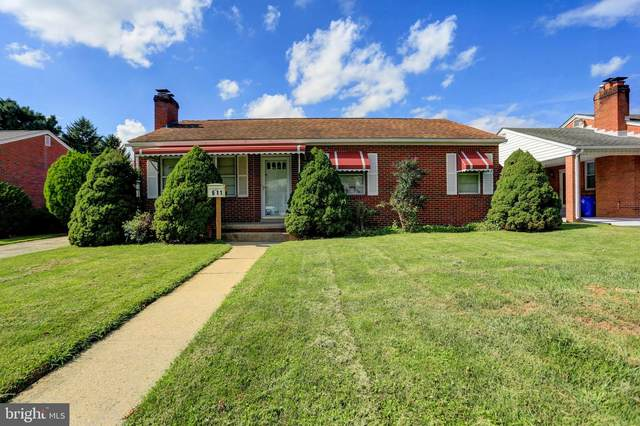 611 Biggs Avenue, FREDERICK, MD 21702 (#MDFR2004648) :: The Vashist Group