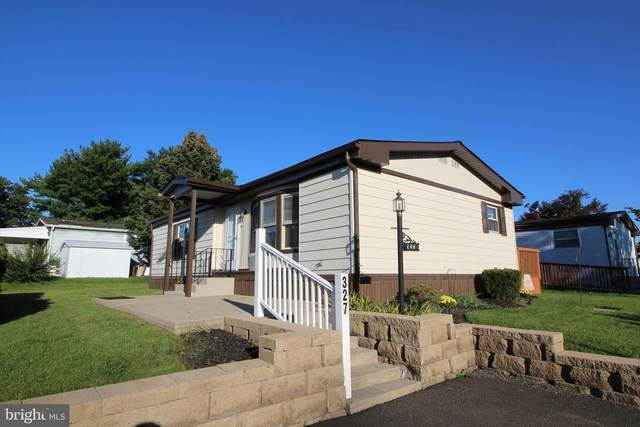 327 Woodstream Way, NORTH WALES, PA 19454 (#PAMC2009026) :: Linda Dale Real Estate Experts