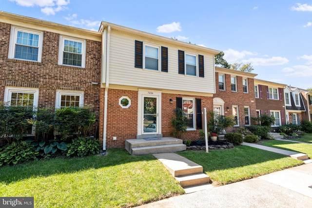 7434 Erska Woods Court, SPRINGFIELD, VA 22153 (#VAFX2017616) :: Debbie Dogrul Associates - Long and Foster Real Estate