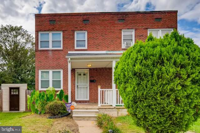 6110 Old Harford Road, BALTIMORE, MD 21214 (#MDBA2009944) :: Integrity Home Team