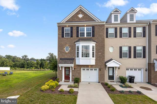 9187 Fox Stream Way, UPPER MARLBORO, MD 20772 (#MDPG2009530) :: The Maryland Group of Long & Foster Real Estate