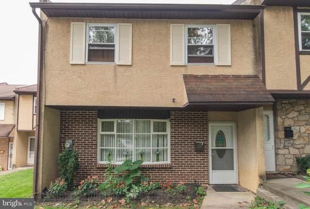 25 Knock N Knoll Circle #25, WILLOW GROVE, PA 19090 (MLS #PAMC2009416) :: Kiliszek Real Estate Experts