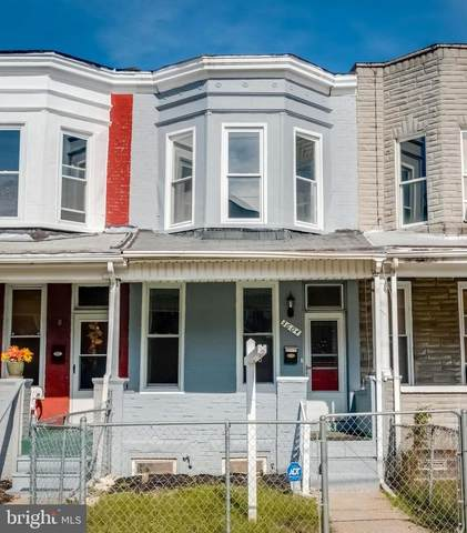 3604 Old Frederick Road, BALTIMORE, MD 21229 (#MDBA2010148) :: The Mike Coleman Team