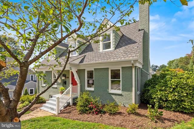 6541 Williamsburg Boulevard, ARLINGTON, VA 22213 (#VAAR2004176) :: Colgan Real Estate