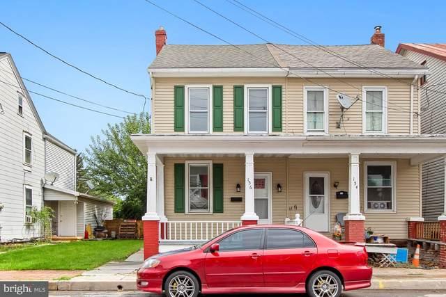 156 N Catherine Street, MIDDLETOWN, PA 17057 (#PADA2002980) :: Shamrock Realty Group, Inc
