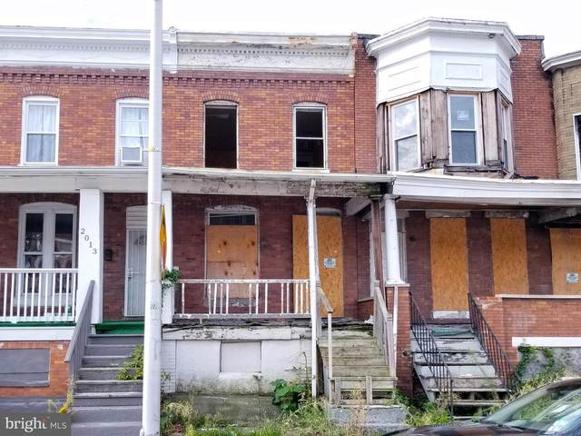 2015 Westwood Avenue, BALTIMORE, MD 21217 (#MDBA2010306) :: The Maryland Group of Long & Foster Real Estate