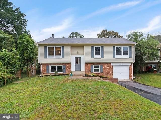 6812 Eighteenth Century Court, SPRINGFIELD, VA 22150 (#VAFX2018460) :: Colgan Real Estate