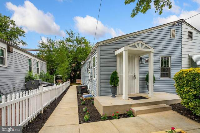 54 E Reed Avenue, ALEXANDRIA, VA 22305 (#VAAX2003194) :: The Maryland Group of Long & Foster Real Estate