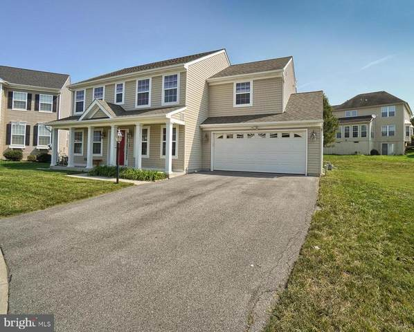 12519 Olivine Court, HAGERSTOWN, MD 21740 (#MDWA2001960) :: Ultimate Selling Team