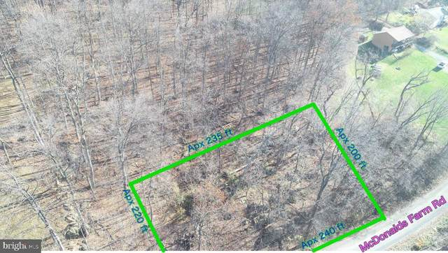 0 Mcdonalds Farm Rd, LINDEN, VA 22642 (#VAWR2000788) :: Pearson Smith Realty