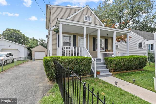 87 Wise Avenue, BALTIMORE, MD 21222 (#MDBC2009710) :: VSells & Associates of Compass