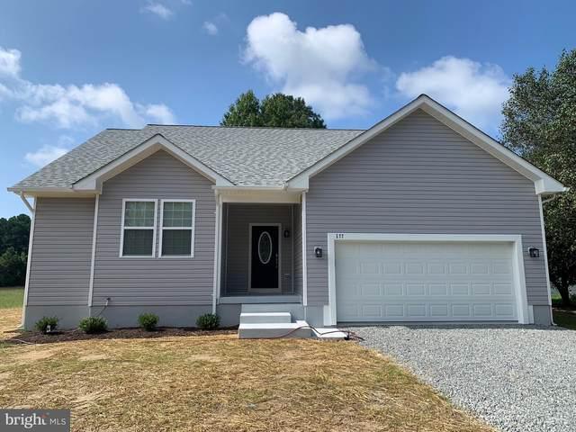 177 Parrish Loop, MONTROSS, VA 22520 (#VAWE2000608) :: Dart Homes
