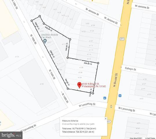4100-10 N Broad & 41 N 16TH Street, PHILADELPHIA, PA 19140 (#PAPH2026270) :: Team Martinez Delaware