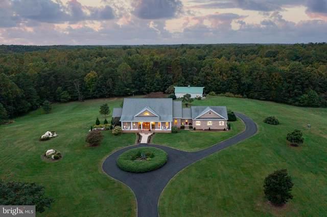 24374 Oak Meadow Lane, FREDERICKSBURG, VA 22407 (#VACU2000864) :: AJ Team Realty