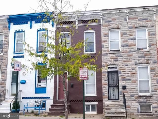 1712 N Calhoun Street, BALTIMORE, MD 21217 (#MDBA2010798) :: Advance Realty Bel Air, Inc