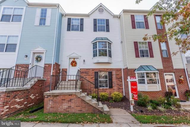 107 Westminster Lane #43, STAFFORD, VA 22556 (#VAST2003104) :: Debbie Dogrul Associates - Long and Foster Real Estate