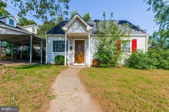 296 Manassas Drive, MANASSAS PARK, VA 20111 (#VAMP2000232) :: Colgan Real Estate