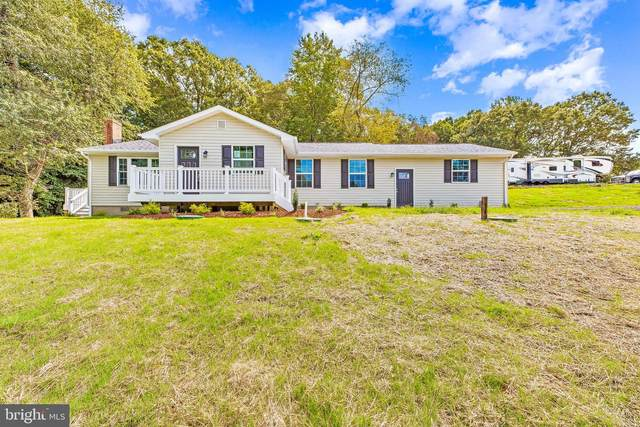 6071 Stephen Reid Road, HUNTINGTOWN, MD 20639 (#MDCA2001708) :: The Maryland Group of Long & Foster Real Estate