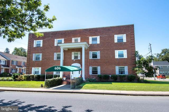 606 Water Street #3, CAMBRIDGE, MD 21613 (#MDDO2000602) :: At The Beach Real Estate