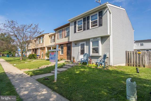 6824 Yellow Sheave Court, FREDERICK, MD 21703 (#MDFR2005314) :: Integrity Home Team
