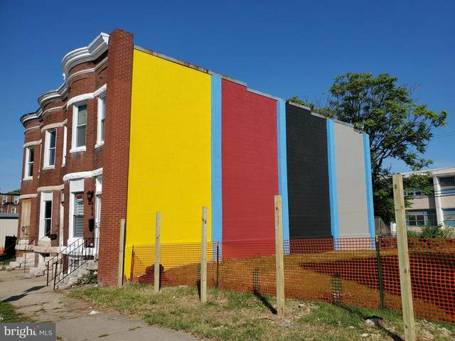 906 E 20TH Street, BALTIMORE, MD 21218 (#MDBA2011044) :: New Home Team of Maryland