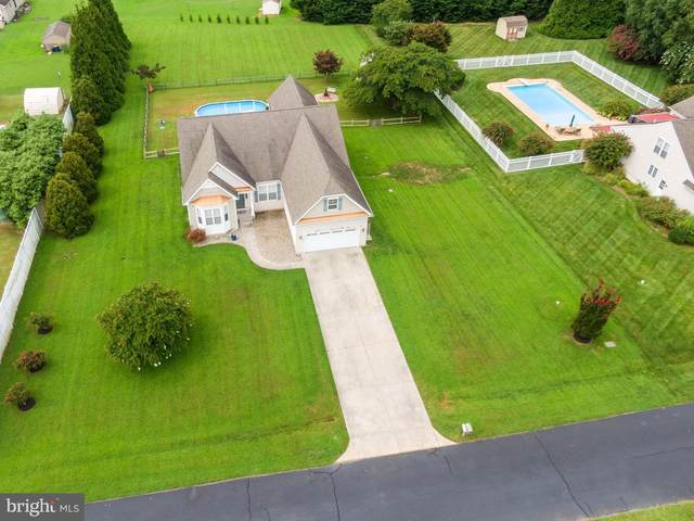 8490 Glade Drive, MILFORD, DE 19963 (#DESU2005788) :: Loft Realty