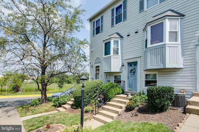 7901 Hugh Mullen Drive #87, MANASSAS, VA 20109 (#VAPW2007796) :: Debbie Dogrul Associates - Long and Foster Real Estate