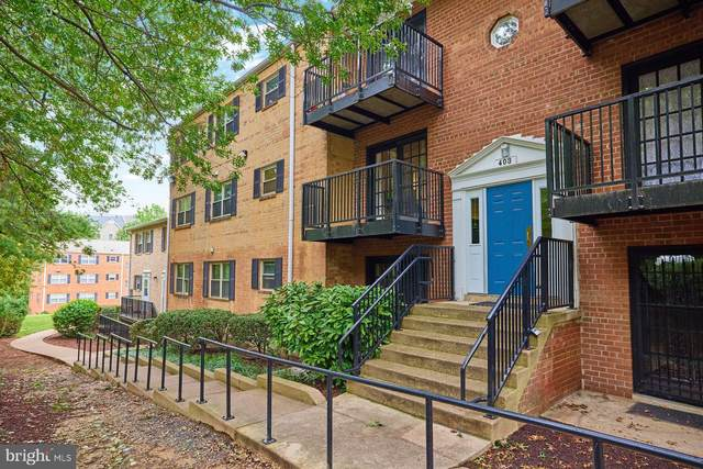 403 N Beauregard Street #202, ALEXANDRIA, VA 22312 (#VAAX2003348) :: CENTURY 21 Core Partners