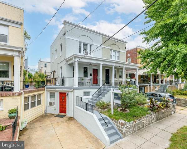 521 Somerset Place NW, WASHINGTON, DC 20011 (#DCDC2011684) :: The MD Home Team
