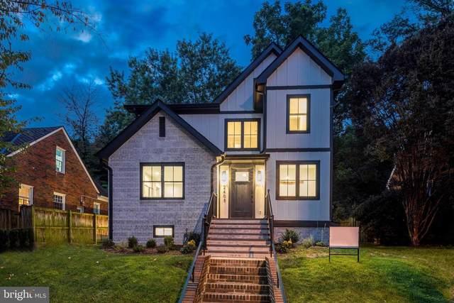 2408 Sanford Street, ALEXANDRIA, VA 22301 (#VAAX2003396) :: Dart Homes