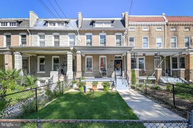 1229 Shepherd Street NW, WASHINGTON, DC 20011 (#DCDC2011820) :: SURE Sales Group