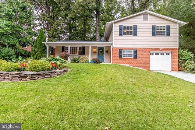 5207 Stonington Drive, FAIRFAX, VA 22032 (#VAFX2020042) :: The Maryland Group of Long & Foster Real Estate