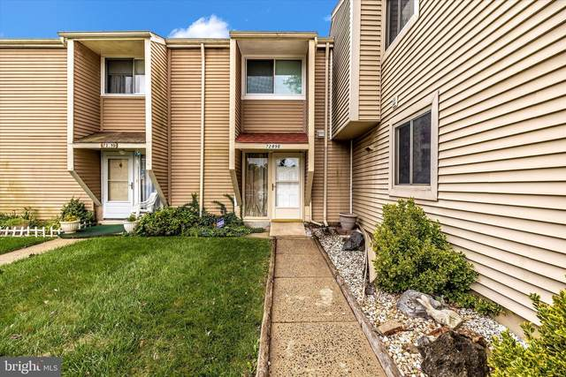 7289-E Coachlight Court, FREDERICK, MD 21703 (#MDFR2005436) :: The Gus Anthony Team