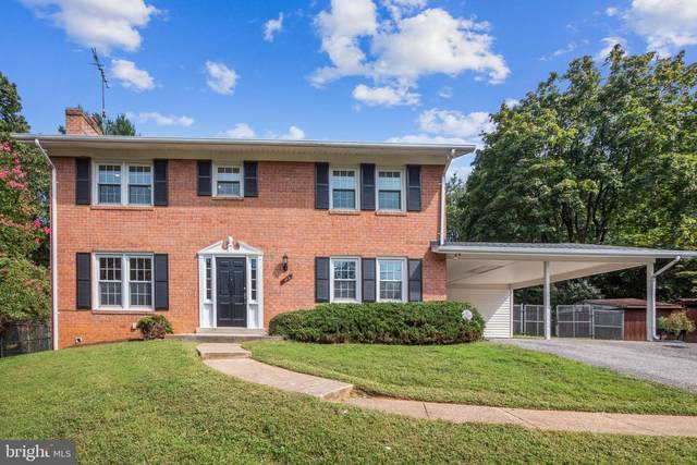 313 Beaumont Road, SILVER SPRING, MD 20904 (#MDMC2014684) :: Shamrock Realty Group, Inc