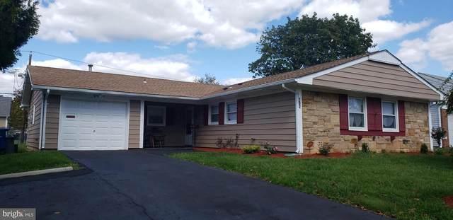 102 Earnshaw Lane, WILLINGBORO, NJ 08046 (#NJBL2006888) :: Rowack Real Estate Team